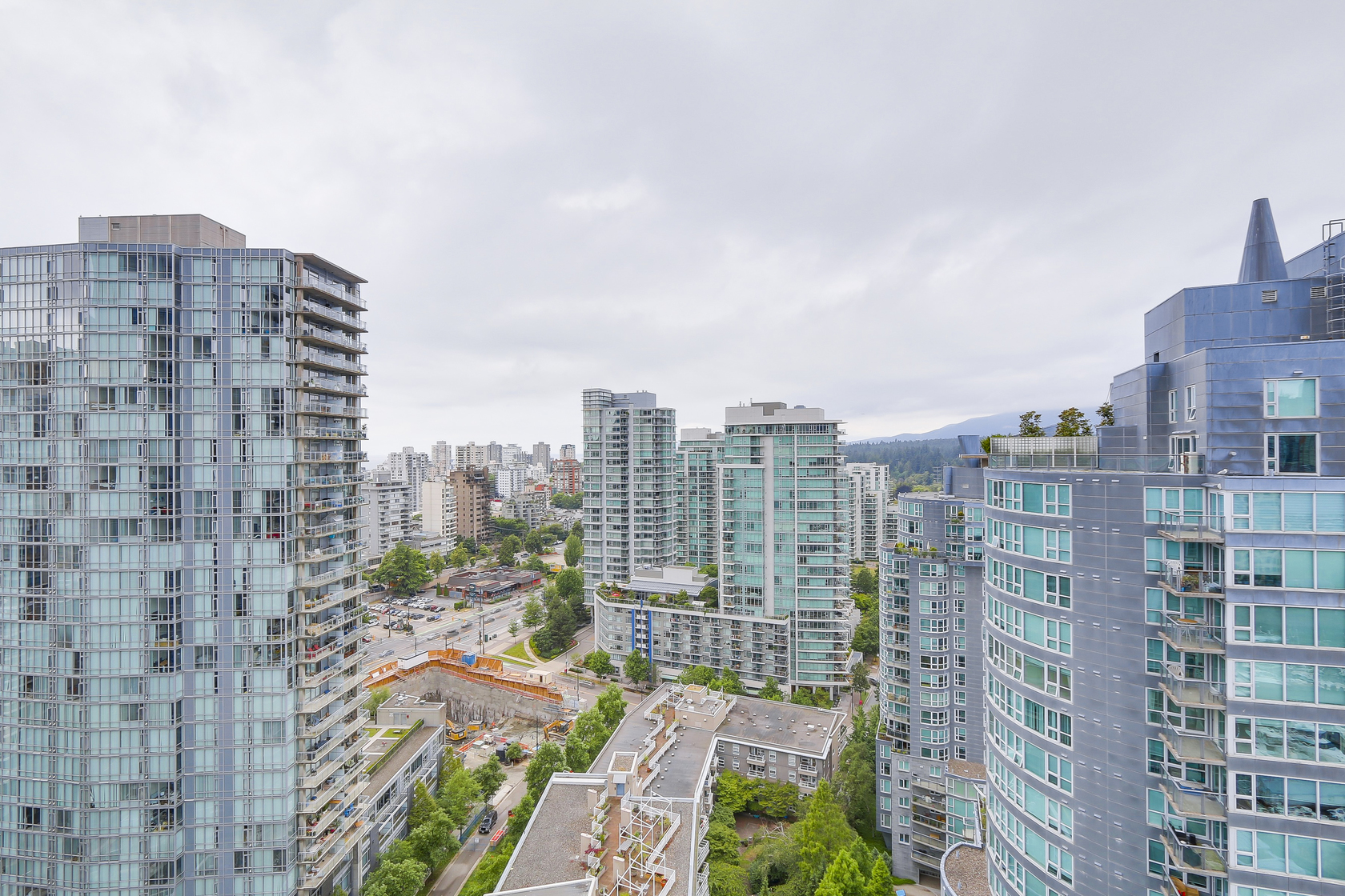 2305 - 590 Nicola St at 2305 - 590 Nicola Street, Coal Harbour, Vancouver West