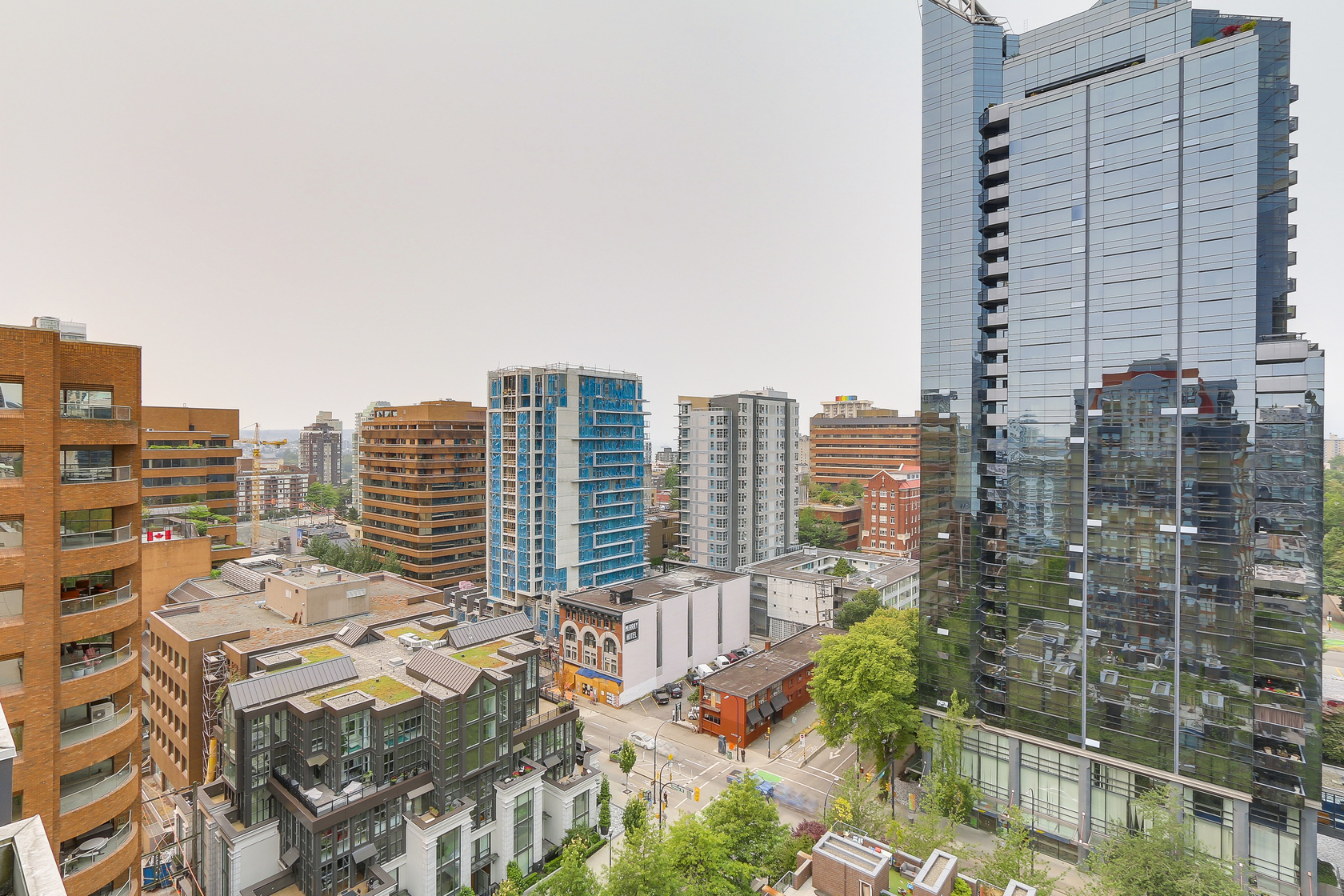 1704 811 Helmcken St at 1704 - 811 Helmcken, Downtown VW, Vancouver West
