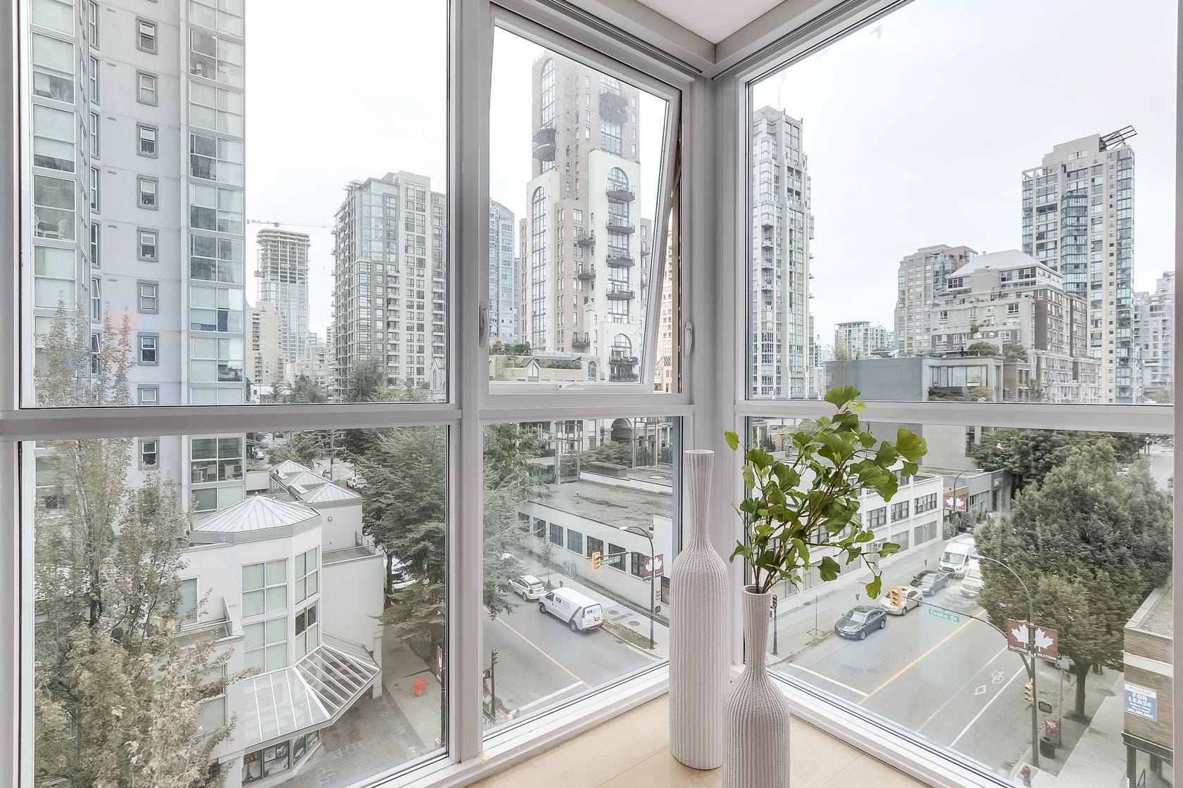 806 1318 Homer Street at 806 - 1318 Homer Street, Yaletown, Vancouver West