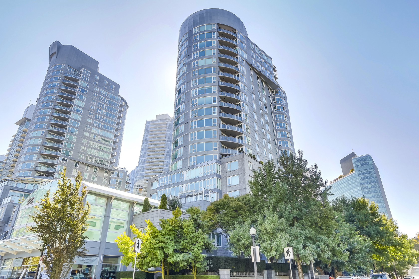 603  560 Cardero Street at 603 - 560 Cardero Street, Coal Harbour, Vancouver West