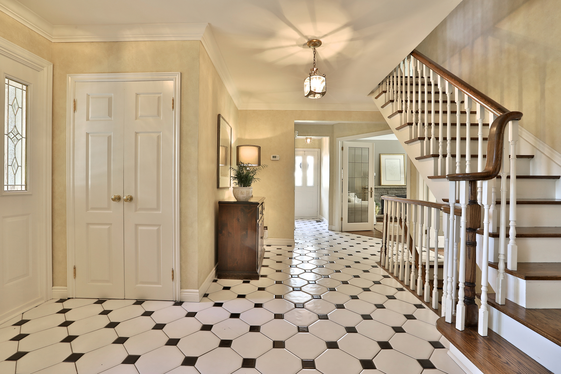 Foyer at 5 Carnwath Crescent, St. Andrew-Windfields, Toronto