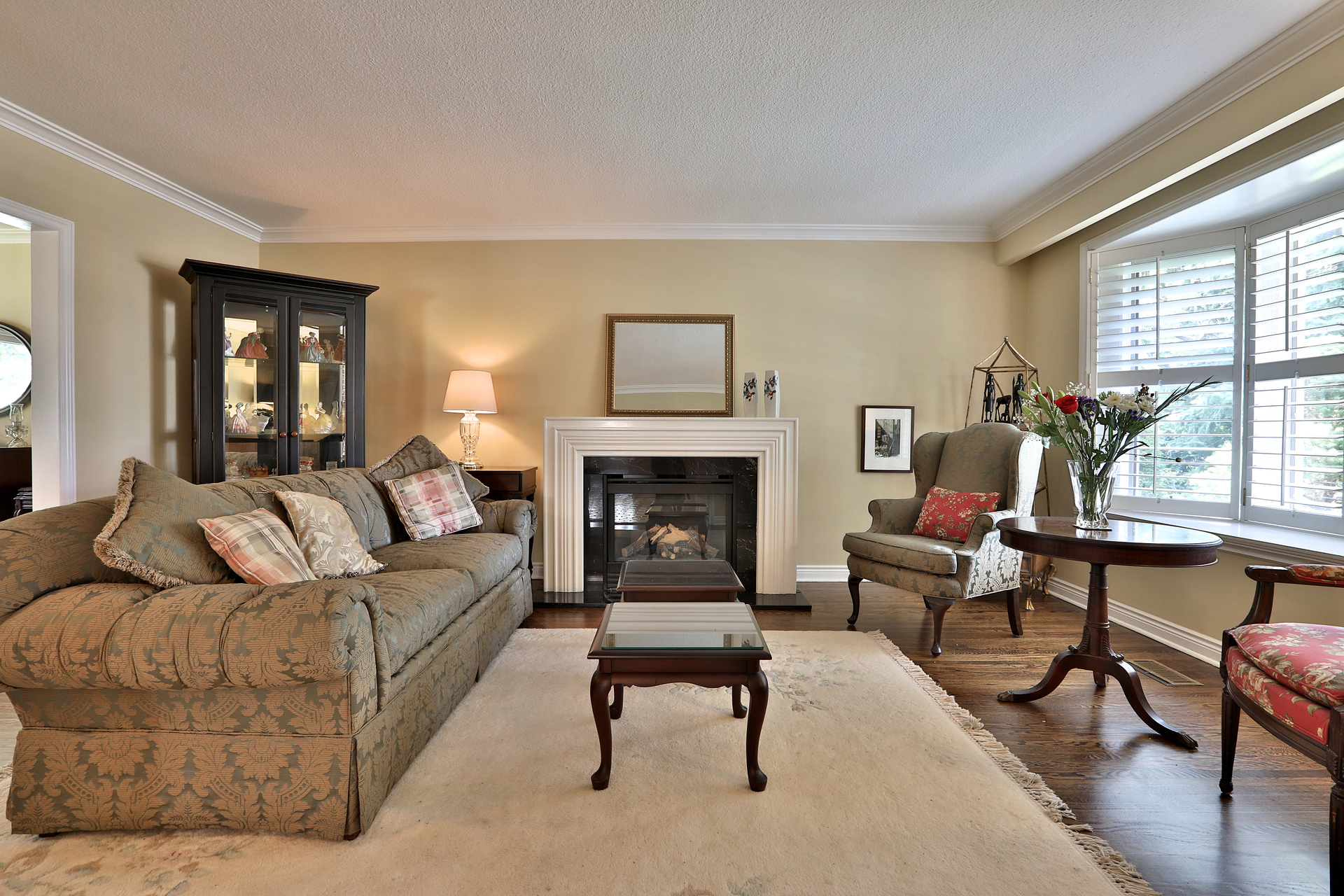 Living Room at 5 Carnwath Crescent, St. Andrew-Windfields, Toronto