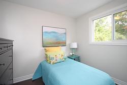 Bedroom at 165 Three Valleys Drive, Parkwoods-Donalda, Toronto