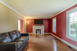 Family Room at 166 Underhill Drive, Parkwoods-Donalda, Toronto