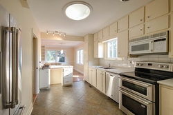 Kitchen at 166 Underhill Drive, Parkwoods-Donalda, Toronto