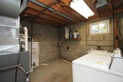 Laundry Room at 11 Cleta Drive, Kennedy Park, Toronto