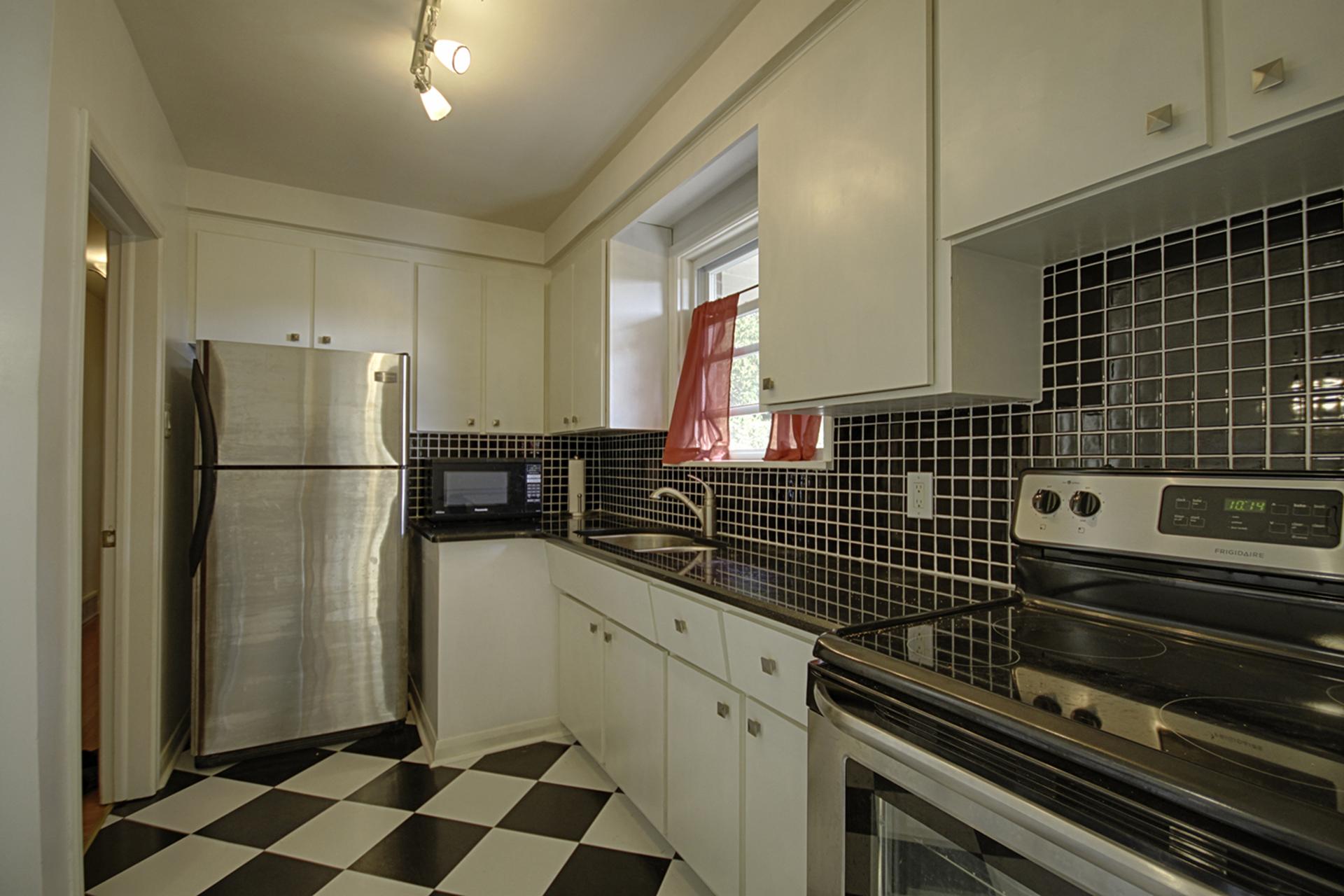 Kitchen at 11 Cleta Drive, Kennedy Park, Toronto