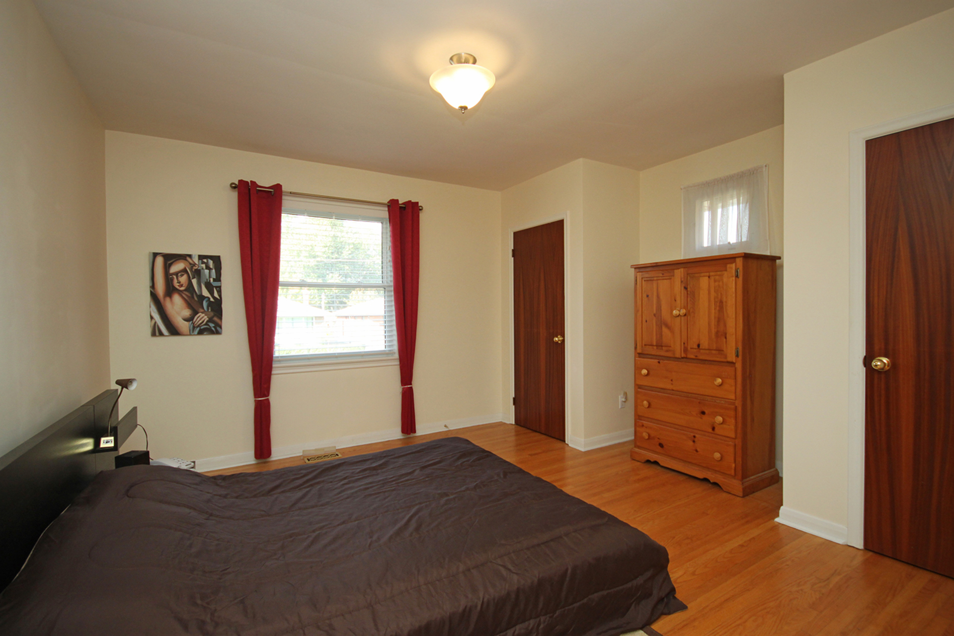 Master Bedroom at 11 Cleta Drive, Kennedy Park, Toronto