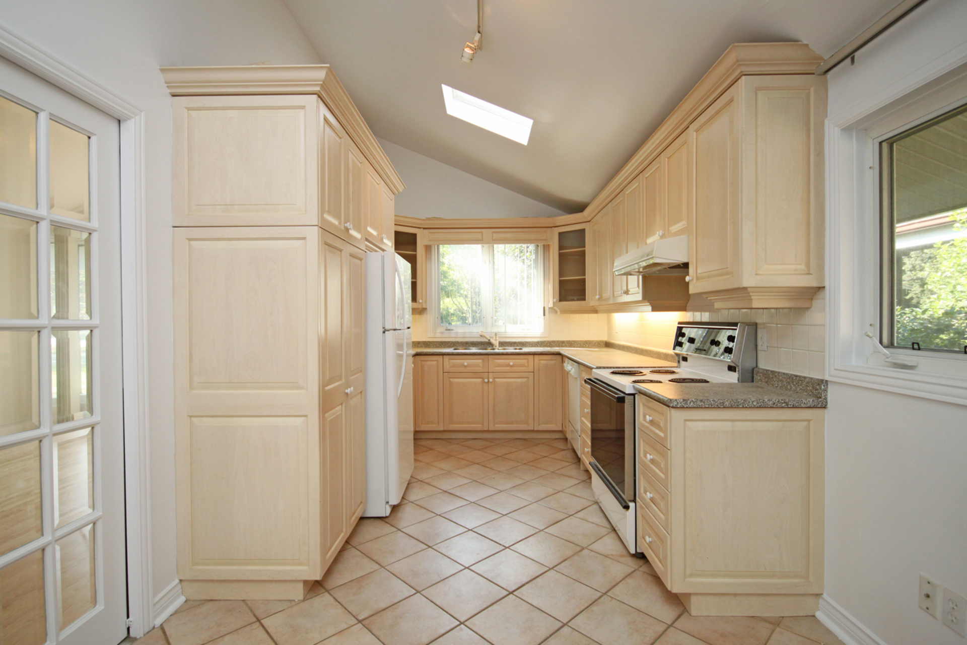 Kitchen at 21 Oakley Boulevard, Bendale, Toronto