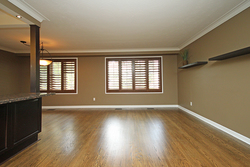 Living Room at 17 Royal Doulton Drive, Parkwoods-Donalda, Toronto