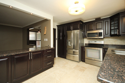 Kitchen at 17 Royal Doulton Drive, Parkwoods-Donalda, Toronto