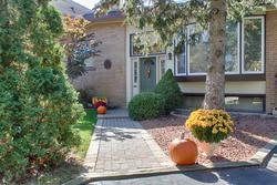 Front Exterior at 22 Kirkdale Crescent, Banbury-Don Mills, Toronto