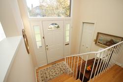Foyer at 22 Kirkdale Crescent, Banbury-Don Mills, Toronto