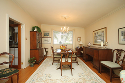 Dining Room at 22 Kirkdale Crescent, Banbury-Don Mills, Toronto