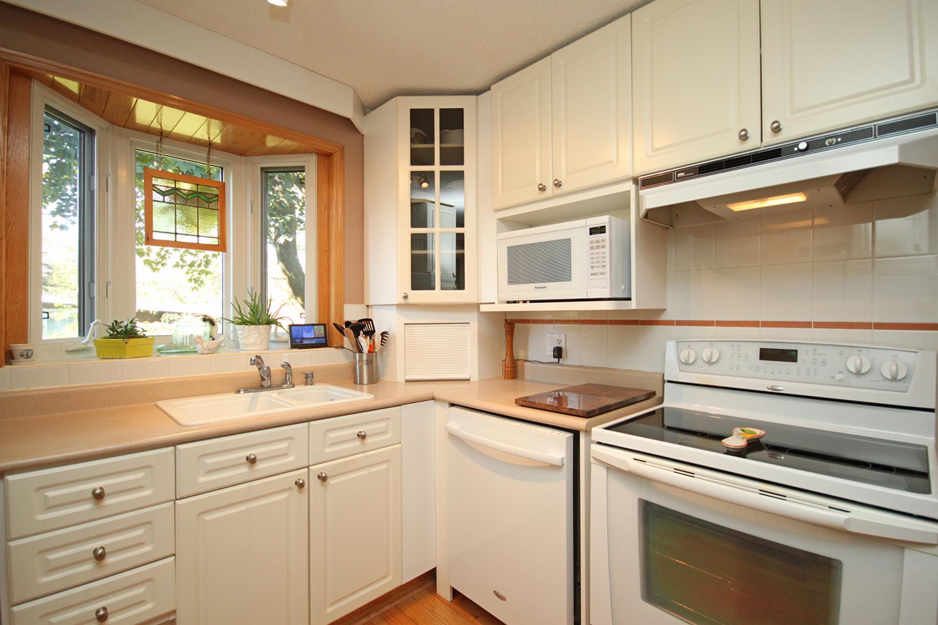Kitchen at 22 Kirkdale Crescent, Banbury-Don Mills, Toronto