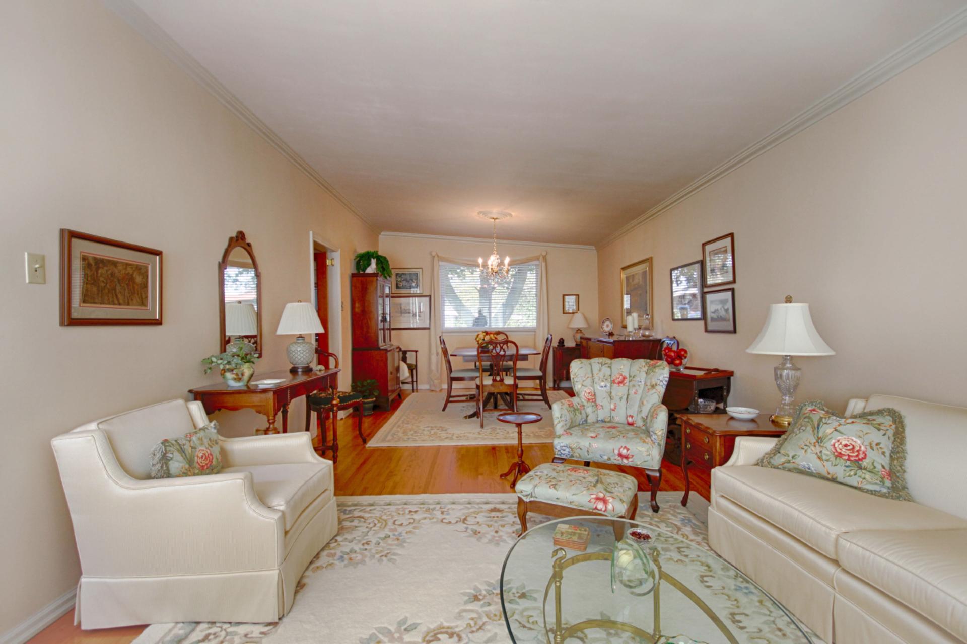 Living Room at 22 Kirkdale Crescent, Banbury-Don Mills, Toronto
