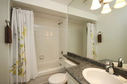 4 Piece Bathroom at 168 Dallimore Circle, Banbury-Don Mills, Toronto