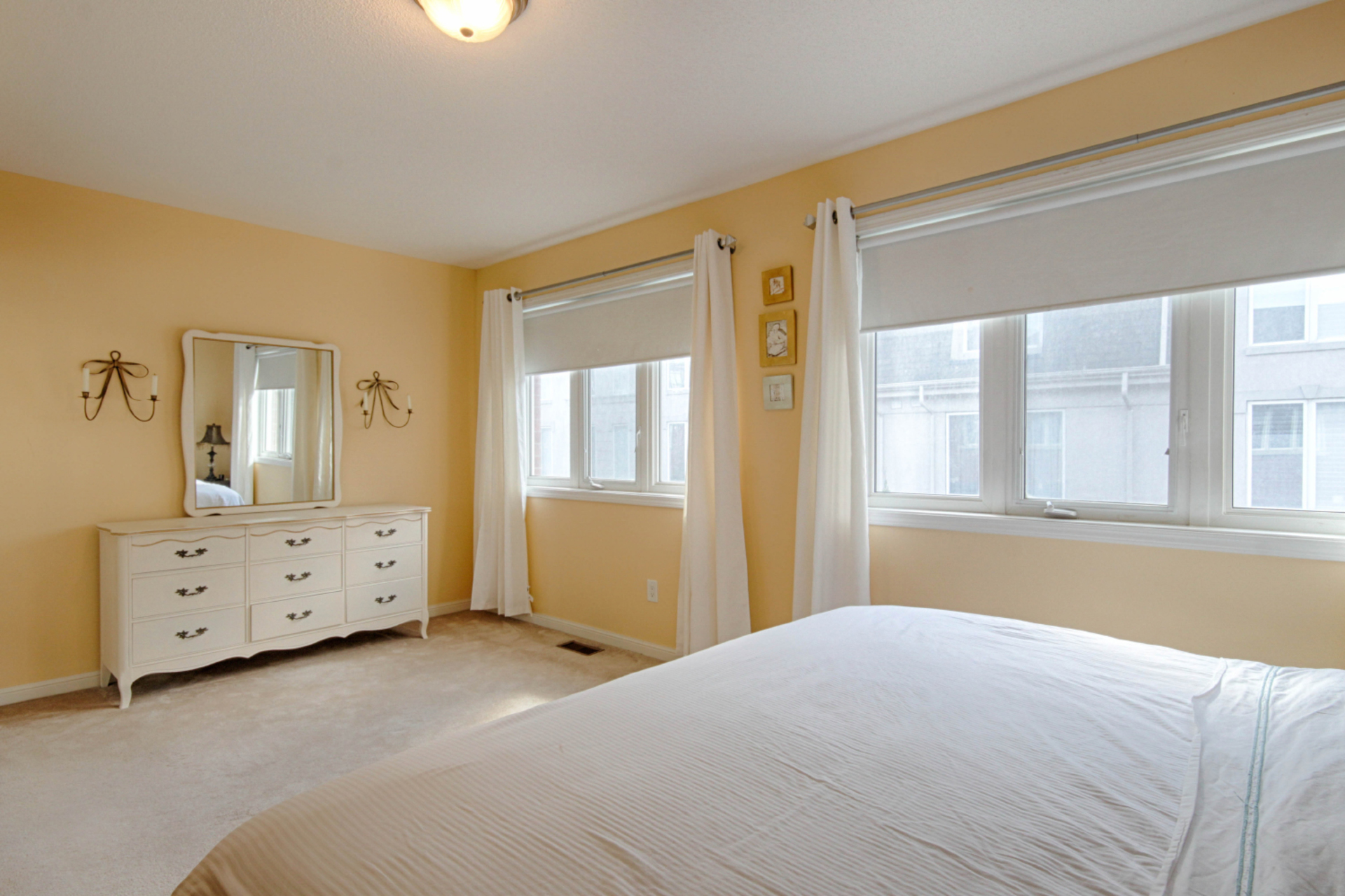 Master Bedroom at 168 Dallimore Circle, Banbury-Don Mills, Toronto