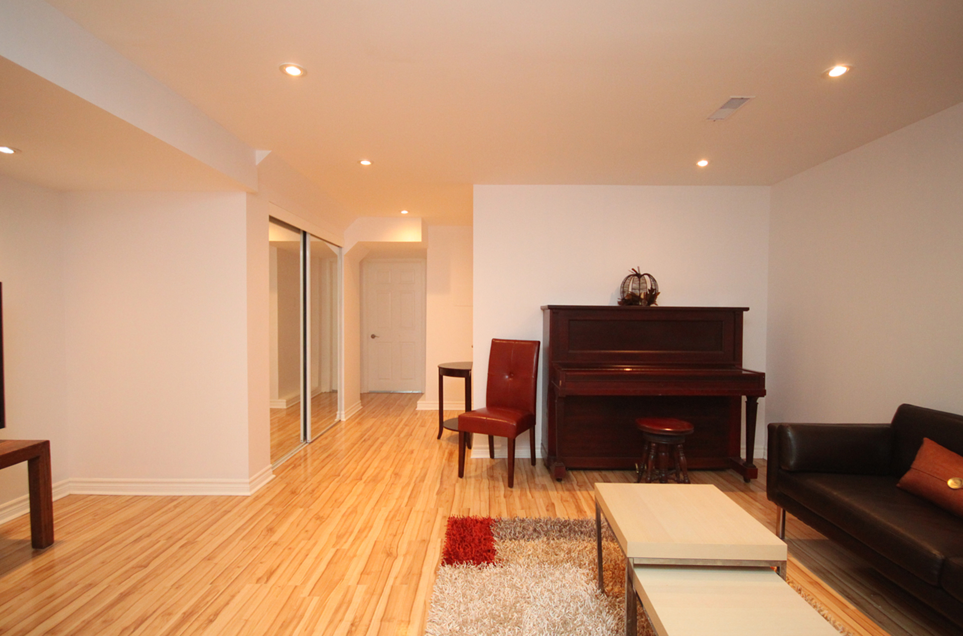 Family Room at 168 Dallimore Circle, Banbury-Don Mills, Toronto