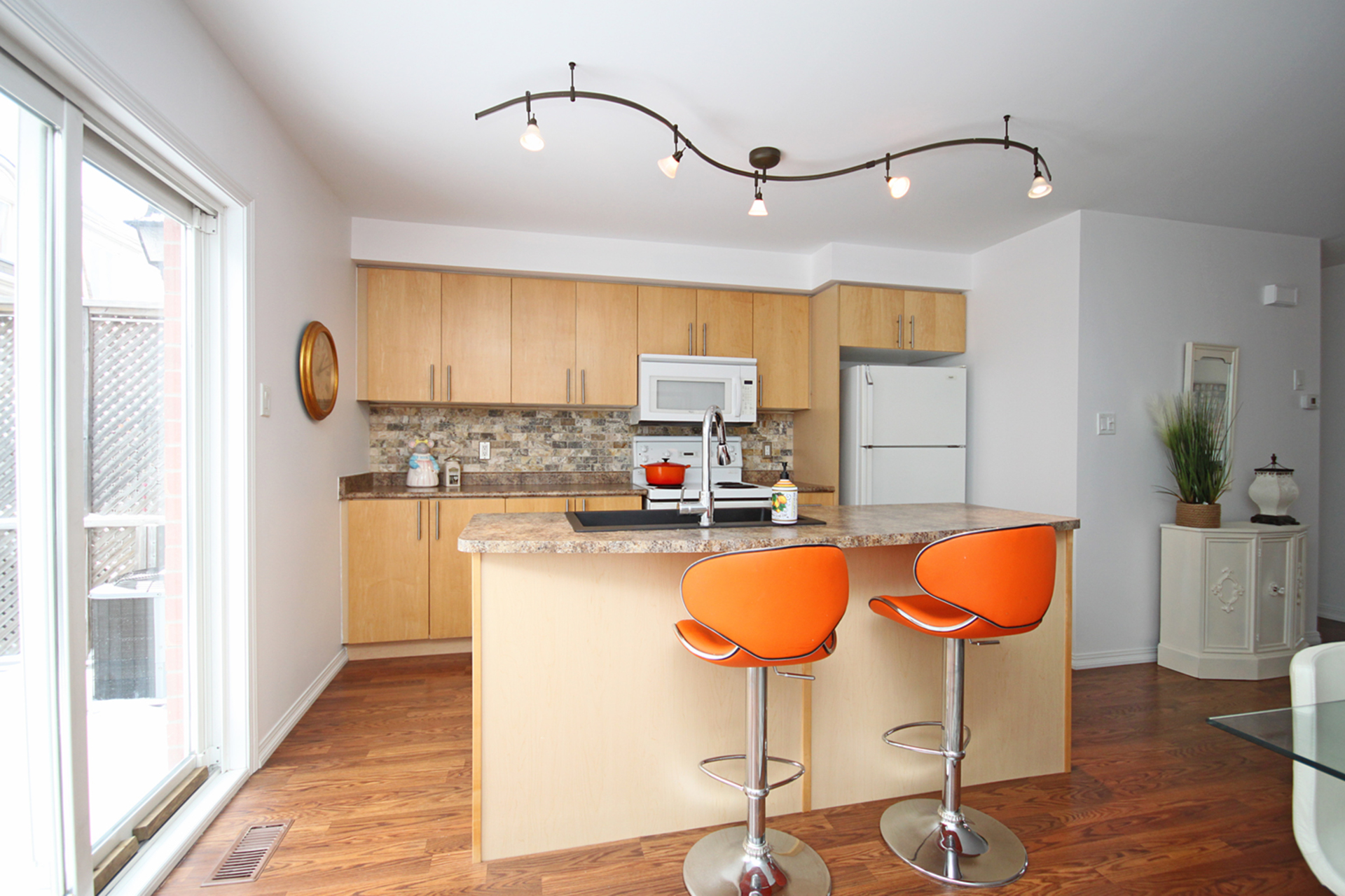Kitchen at 168 Dallimore Circle, Banbury-Don Mills, Toronto