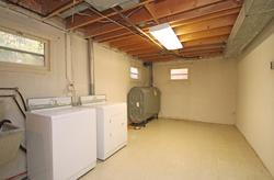 Laundry Room at 118 Cassandra Boulevard, Parkwoods-Donalda, Toronto