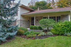 Front Exterior at 118 Cassandra Boulevard, Parkwoods-Donalda, Toronto