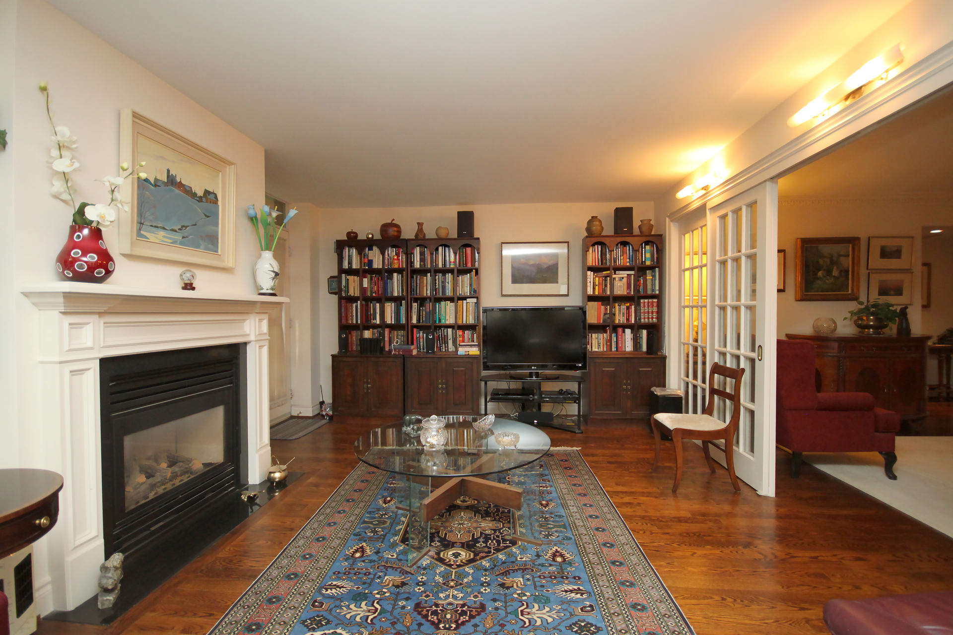 Family Room at 430 - 3600 Yonge Street, Bedford Park-Nortown, Toronto