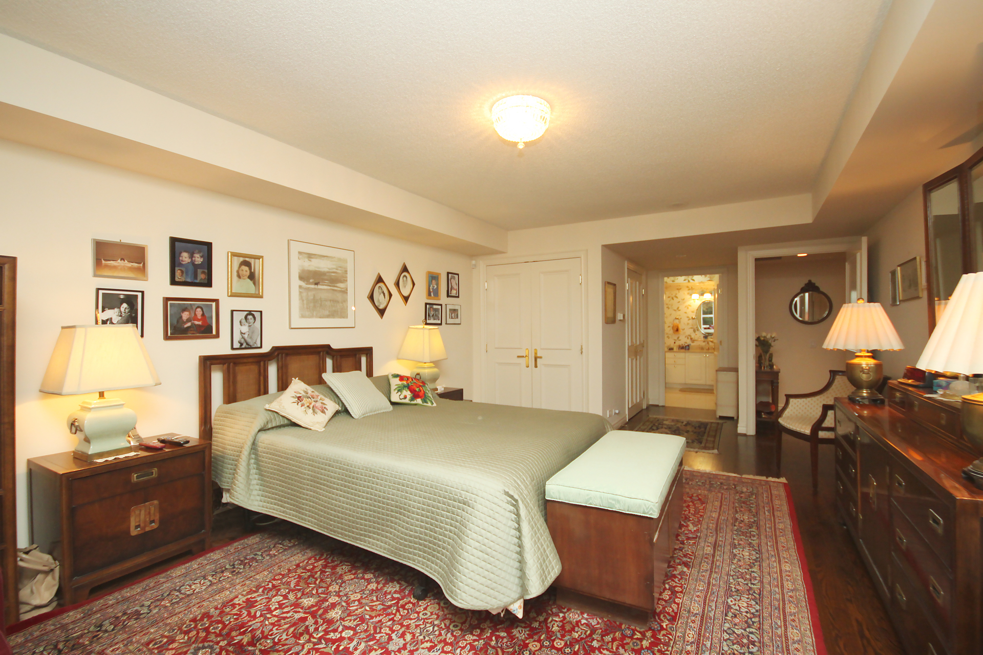 Master Bedroom at 430 - 3600 Yonge Street, Bedford Park-Nortown, Toronto
