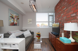 Den at 505 - 30 Canterbury Place, Willowdale West, Toronto