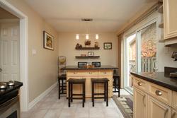 Kitchen at 14 Gretman Crescent, Aileen-Willowbrook, Markham