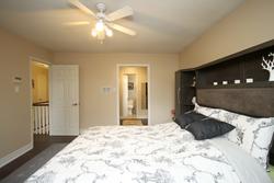 Master Bedroom at 14 Gretman Crescent, Aileen-Willowbrook, Markham