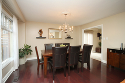 Dining Room at 14 Gretman Crescent, Aileen-Willowbrook, Markham