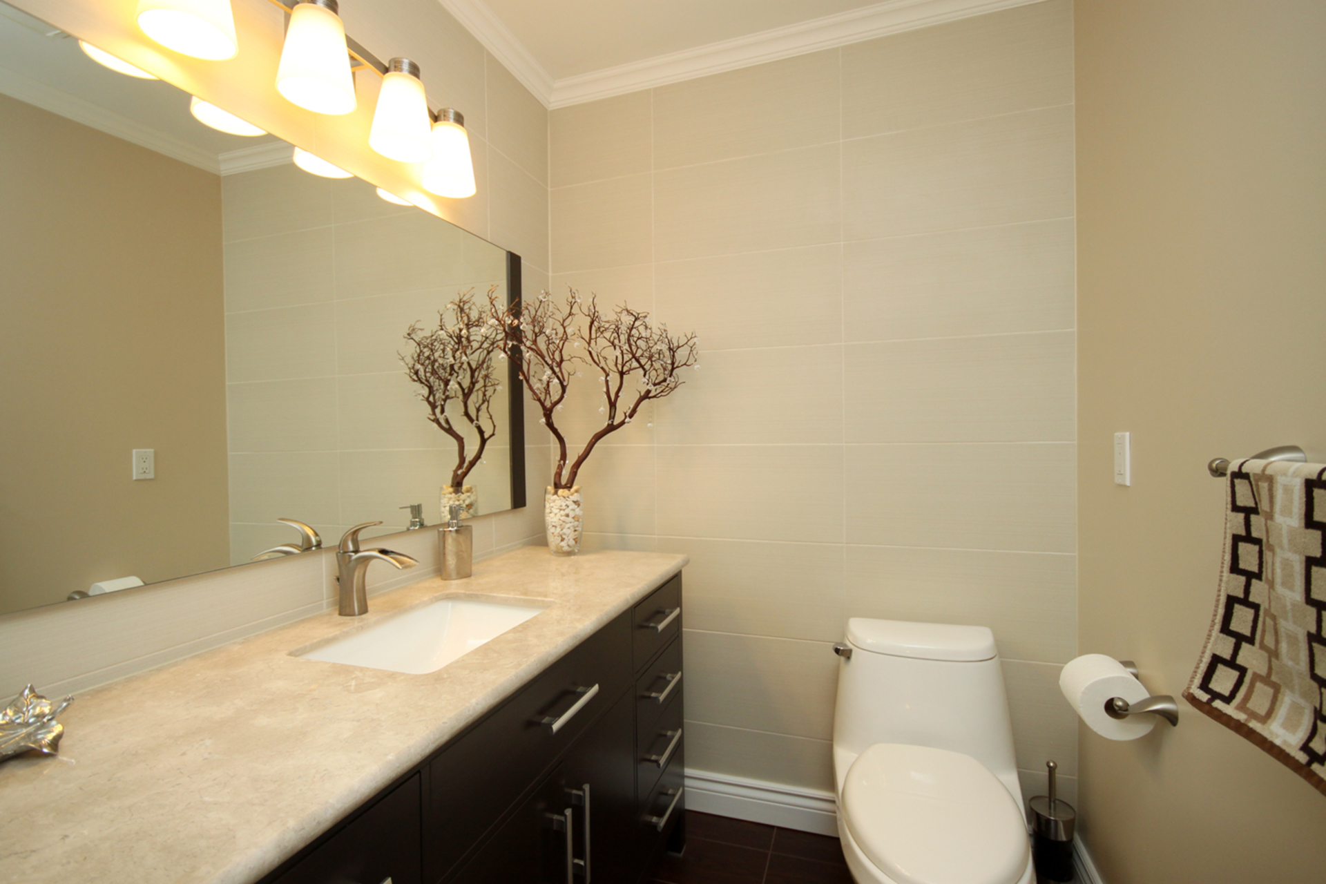 2 Piece Bathroom at 14 Gretman Crescent, Aileen-Willowbrook, Markham