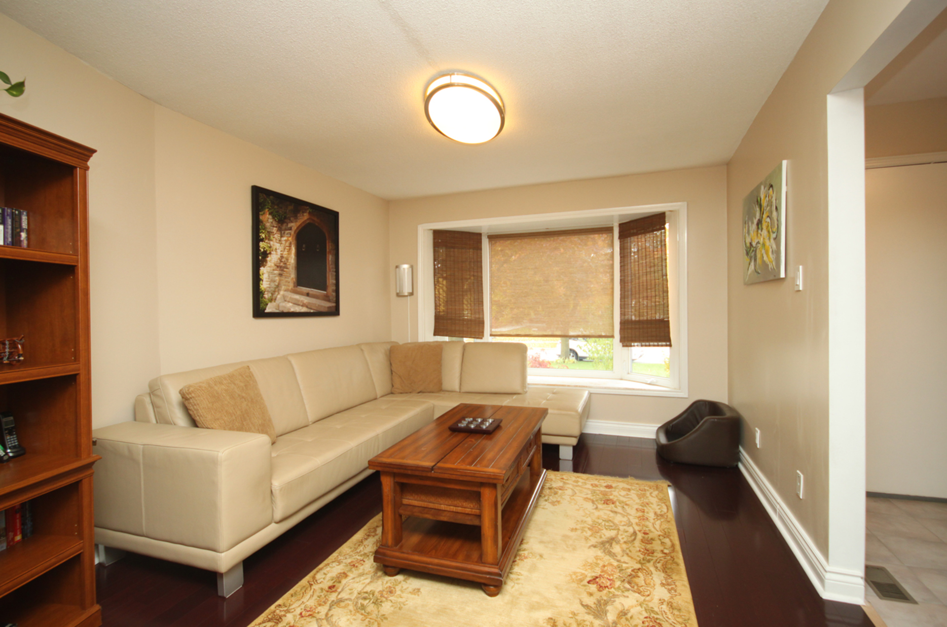 Family Room at 14 Gretman Crescent, Aileen-Willowbrook, Markham