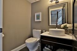 Powder Room at 2 Barnwood Court, Parkwoods-Donalda, Toronto