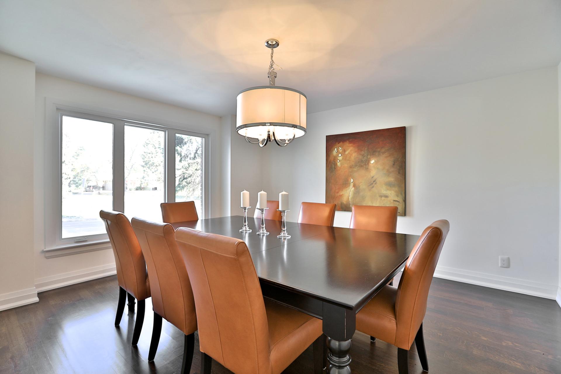 Dining Room at 2 Barnwood Court, Parkwoods-Donalda, Toronto
