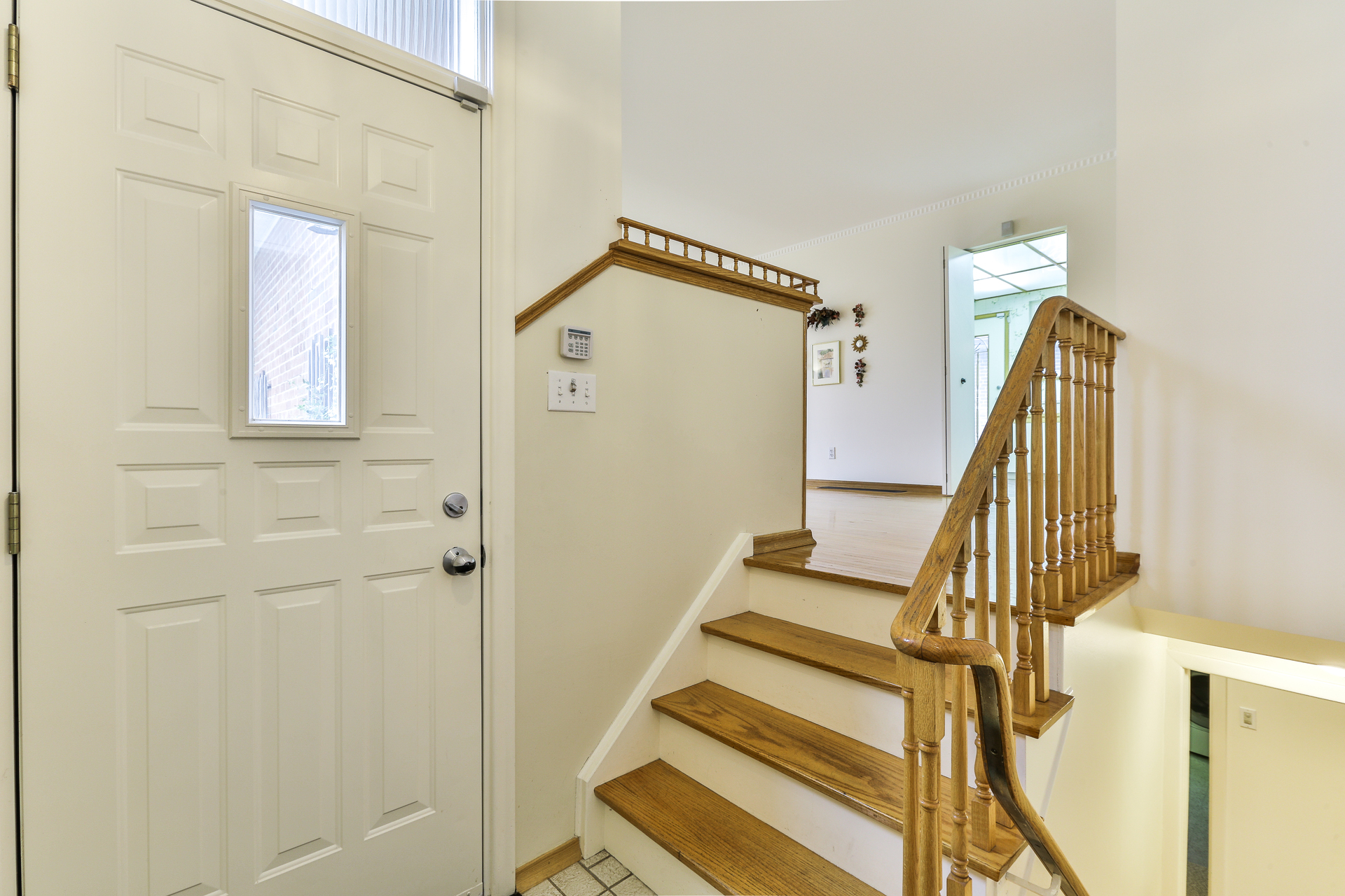 Foyer at 28 Dukinfield Crescent, Parkwoods-Donalda, Toronto