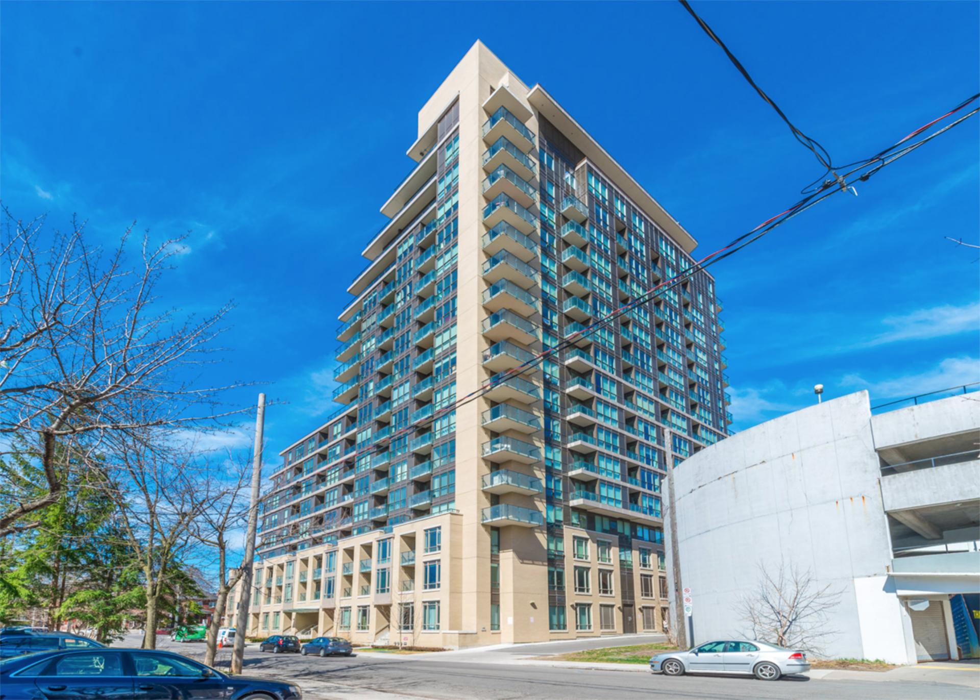 Front at 507 - 60 Berwick Avenue, Yonge-Eglinton, Toronto