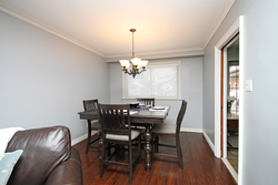 Dining Room at 53 Dukinfield Crescent, Parkwoods-Donalda, Toronto