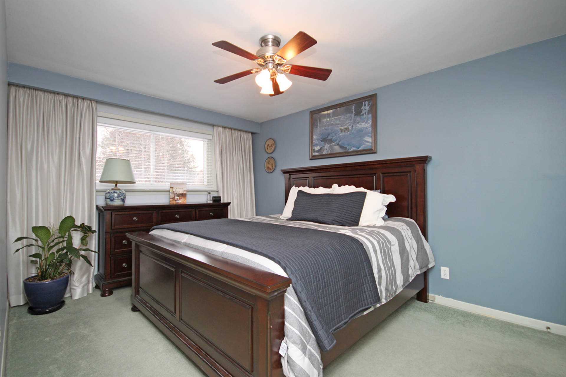 Master Bedroom at 53 Dukinfield Crescent, Parkwoods-Donalda, Toronto