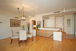 Foyer & Dining Room at 337 - 40 Oaklands Avenue, Yonge-St. Clair, Toronto