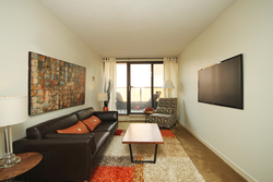 Bedroom at 337 - 40 Oaklands Avenue, Yonge-St. Clair, Toronto