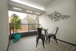 Terrace at 337 - 40 Oaklands Avenue, Yonge-St. Clair, Toronto