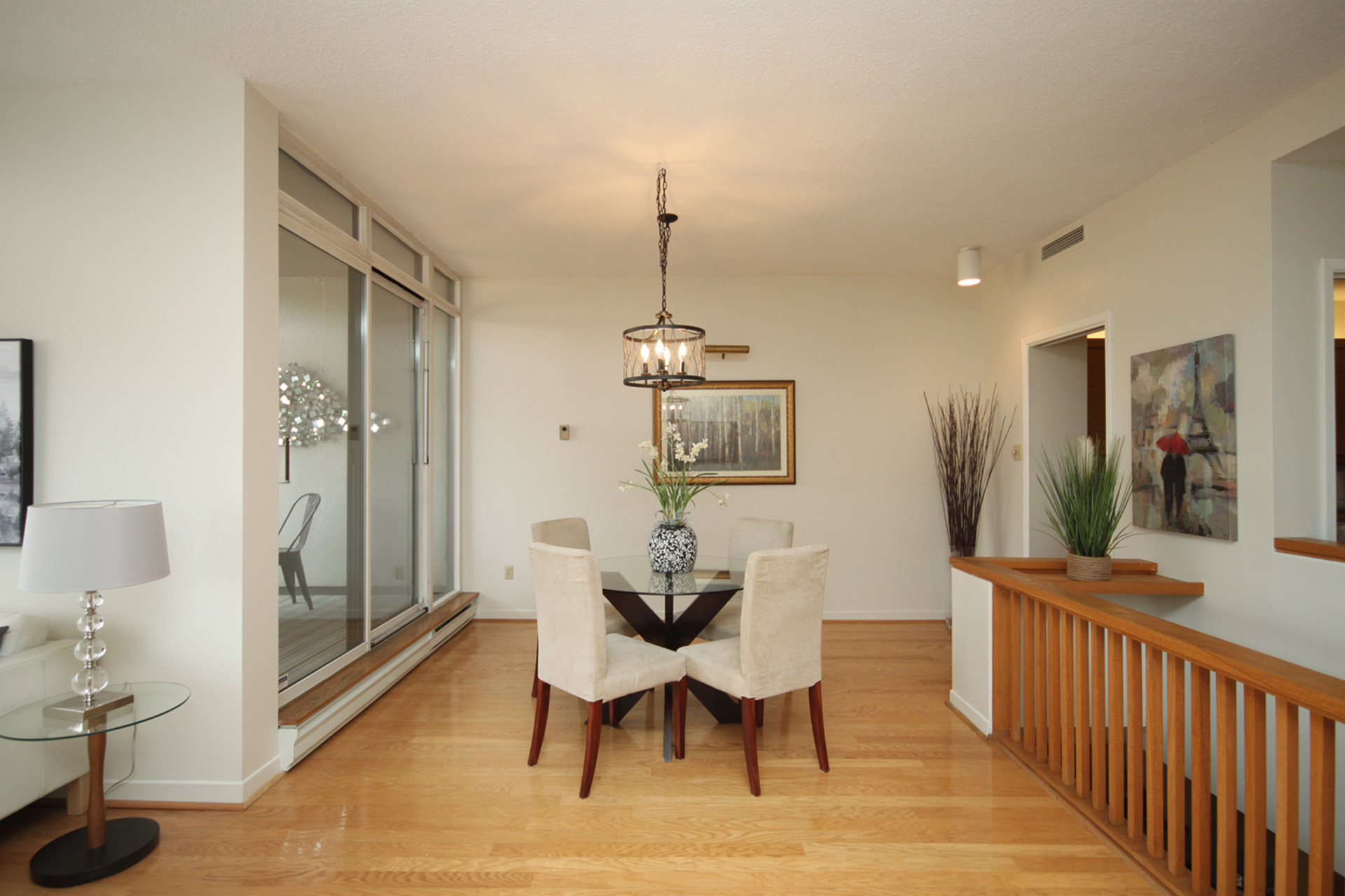 Dining Room at 337 - 40 Oaklands Avenue, Yonge-St. Clair, Toronto