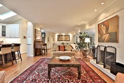 Living Room at 8 Parmbelle Crescent, Parkwoods-Donalda, Toronto