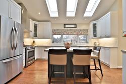 Kitchen at 8 Parmbelle Crescent, Parkwoods-Donalda, Toronto
