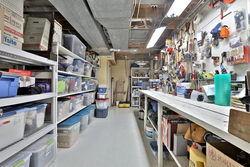 Storage Room at 8 Parmbelle Crescent, Parkwoods-Donalda, Toronto