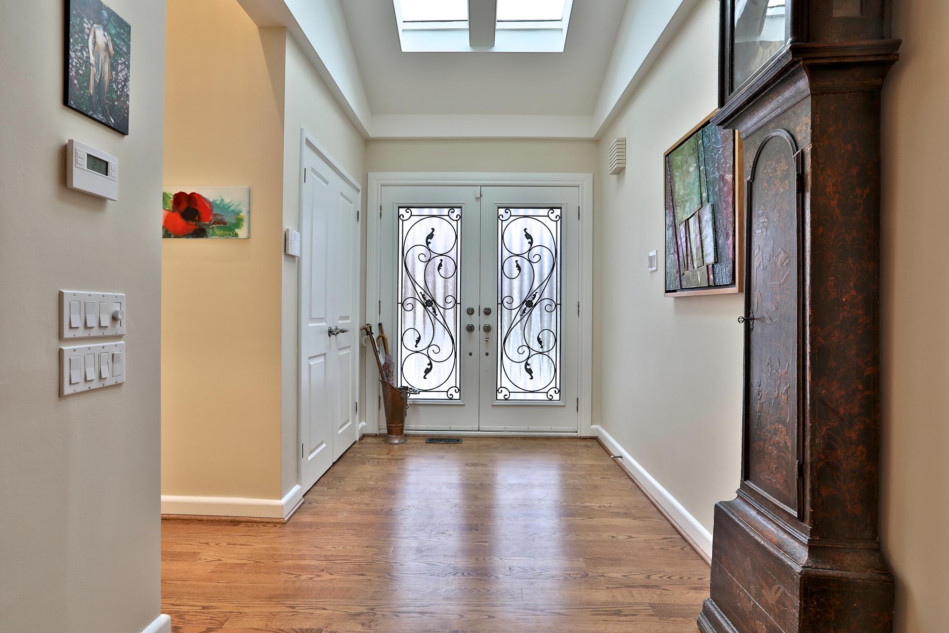 Foyer at 8 Parmbelle Crescent, Parkwoods-Donalda, Toronto