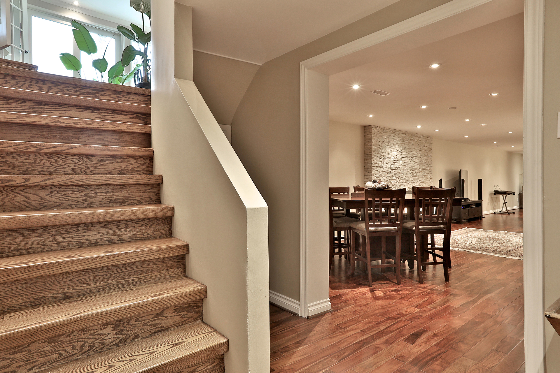 Hallway at 8 Parmbelle Crescent, Parkwoods-Donalda, Toronto