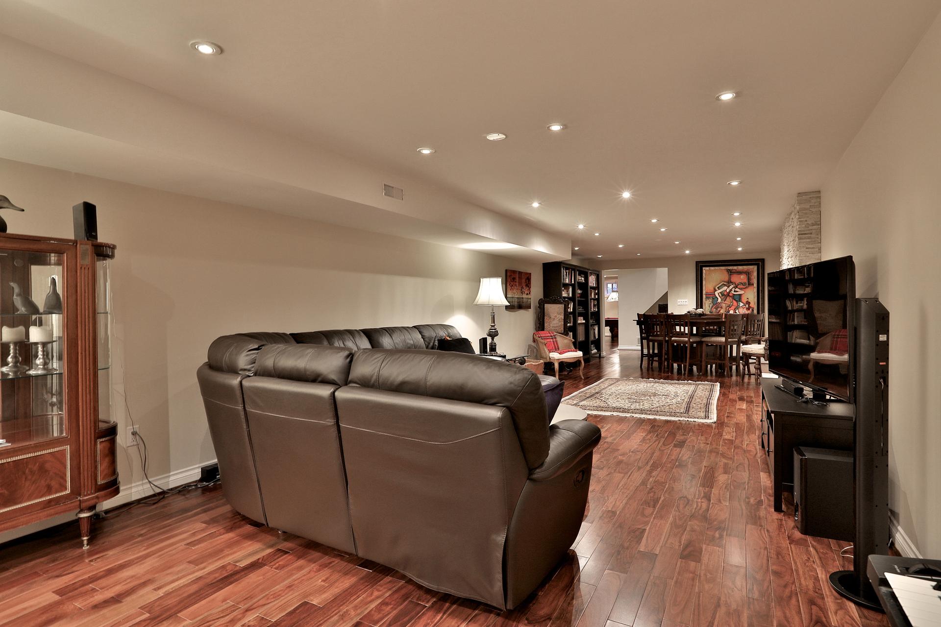 Recreation Room at 8 Parmbelle Crescent, Parkwoods-Donalda, Toronto